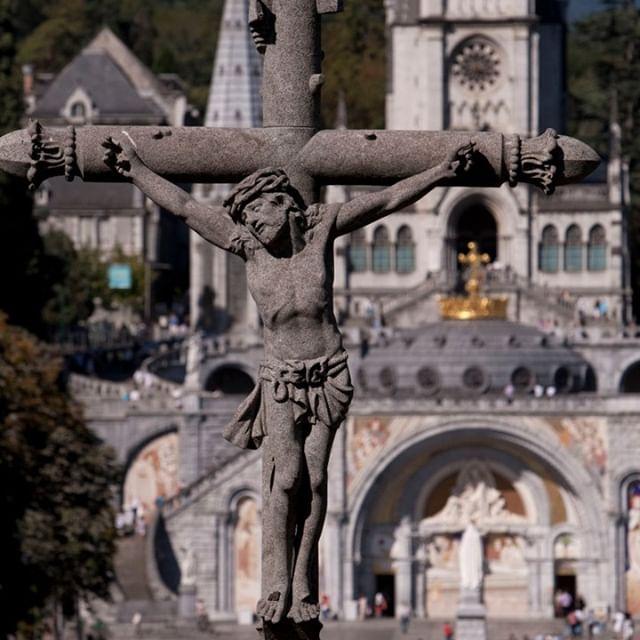 Pellegrinaggio a Lourdes-