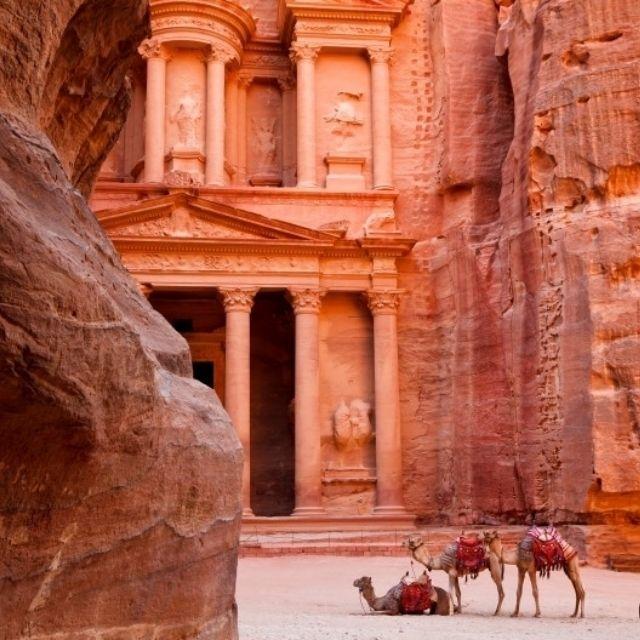 pellegrinaggio terra santa e giordania